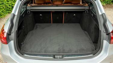 Mercedes C-Class Estate - boot