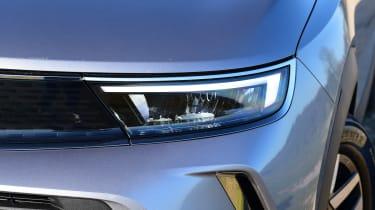 Vauxhall Mokka - headlight