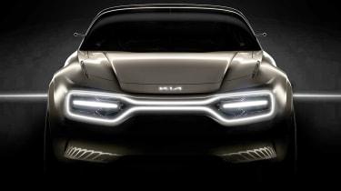 Kia Geneva Concept front