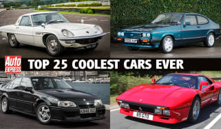Coolest cars header