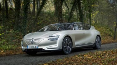 Renault Symbioz concept - front