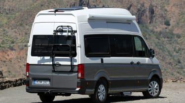 Volkswagen Grand California - rear static