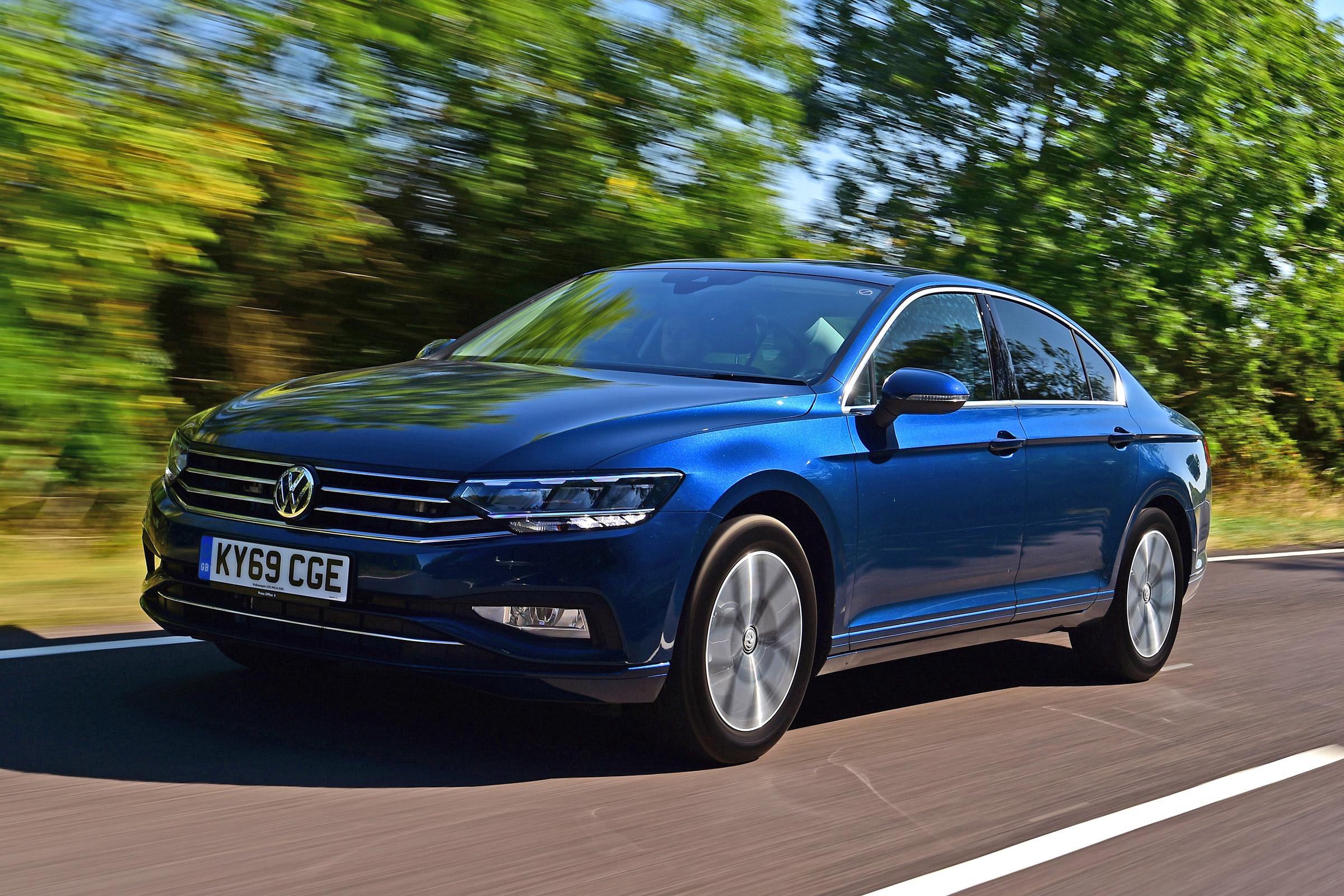 New Volkswagen Passat 2019 review | Auto Express
