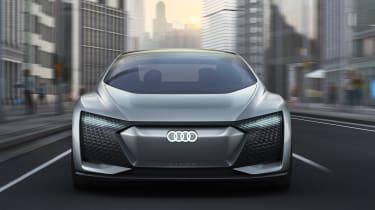 Audi Aicon concept - full front