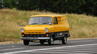 Mark 1 Ford Transit