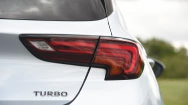 Vauxhall Astra - taillight