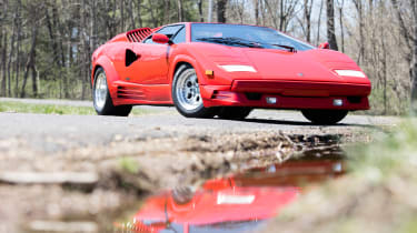 Lot 53 – 1989 Lamborghini Countach 25th Anniversary