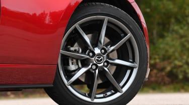 mazda mx-5 alloy wheel