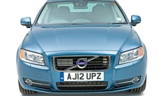 Volvo S80 front