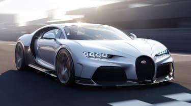 Bugatti Chiron Super Sport - front