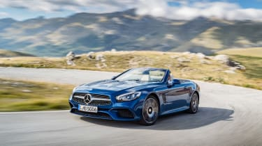 Mercedes SL facelift 2015 8