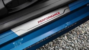 Ford Fiesta ST - sill