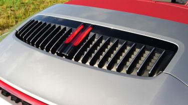 Porsche 911 Cabriolet - rear detail