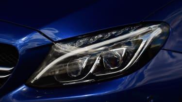 Mercedes-AMG C 63 S - headlight
