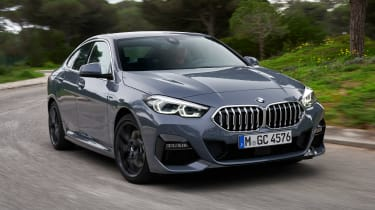 BMW 2 Series Gran Coupe - front cornering