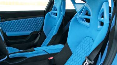 Techart Porsche 911 GTStreet RS sport seats