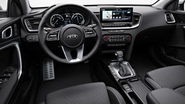 Kia Ceed Sportswagon PHEV - interior