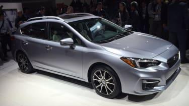 Subaru Impreza 2016 hatch front