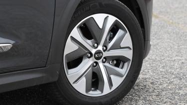 Kia e-Niro wheel