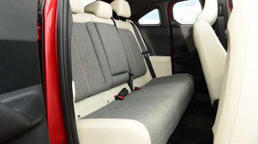 Mazda MX-30 long termer - first report rear legroom