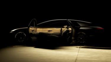 Audi Grand Sphere concept - teaser