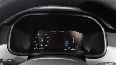Volvo V90 - dials