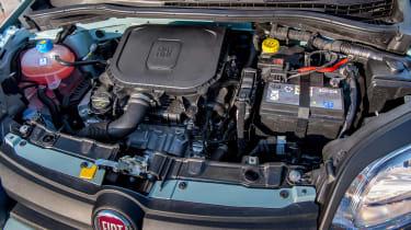 Fiat Panda Mild Hybrid - engine