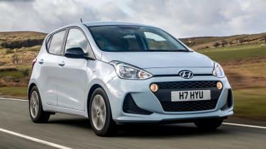 Hyundai i10 Play - front