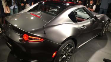 Mazda MX-5 RF - rear