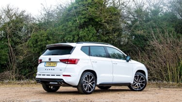 Cupra Ateca - rear static