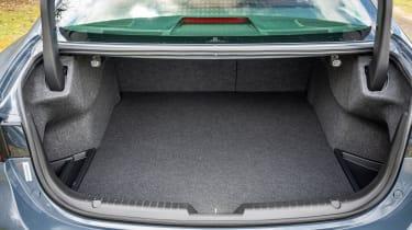 Mazda 6 Kuro edition - boot