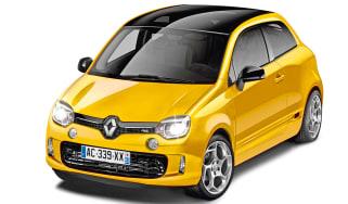 New Renaultsport Twingo front