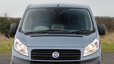 The Scudo will be produced till 2016.