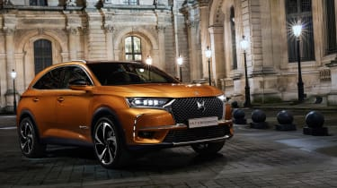 DS 7 Crossback - front quarter 2