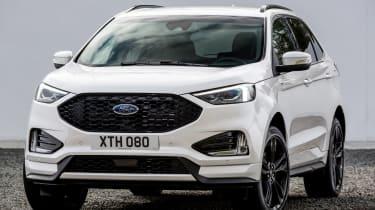 Ford Edge facelift 2018