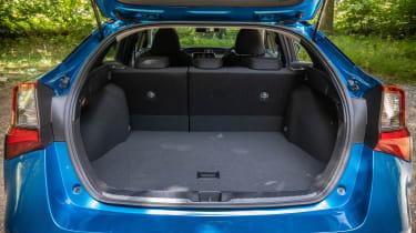 Toyota Prius boot