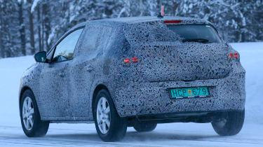 Dacia Sandero 2020 - rear