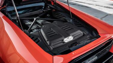 Lamborghini Huracan Evo - engine