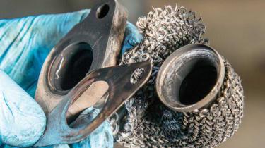 How to investigate TDV6 turbocharger noise - step 14