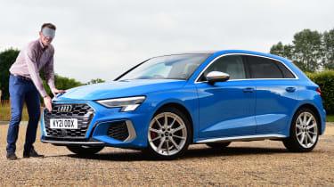 Audi S3 long termer - first report header
