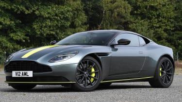 Aston Martin DB11 AMR  - front static