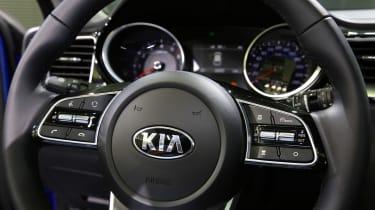 Kia Ceed - steering wheel
