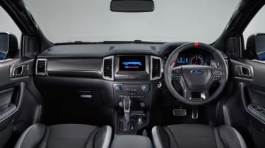 Ford Ranger Raptor - interior