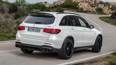 Mercedes-AMG GLC 63 - rear