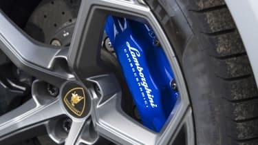 Lamborghini Huracan Evo - brakes