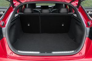 2021 Kia Stinger GT-S 3.3 T-GDi V6 - boot