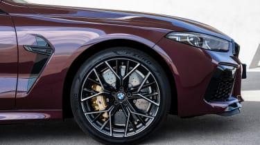 BMW M8 Gran Coupe - wheel