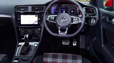 Volkswagen Golf GTI Performance Pack - dash