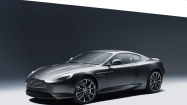 Aston Martin DB9 GT 2016 front