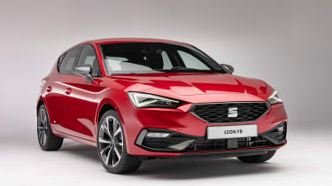 SEAT has readied the Leon for continued success in the competitive hatchback market, with smart new exterior styling, improved passenger space and refreshed hybrid powertrain line-up.